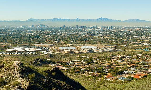 Homes for Sale in Phoenix Arizona in Golf Community